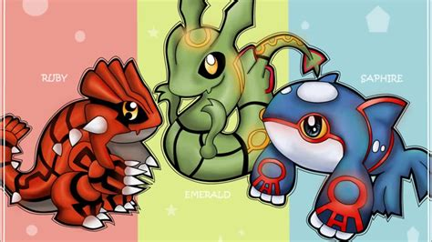 Pokemon Kyogre Rayquaza Wallpaper Allwallpaperin 13932