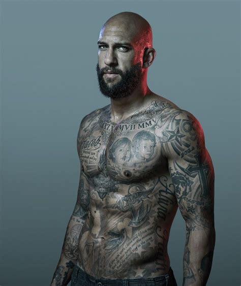tattoos tim howard die coolen tattoos der sport stars bravo