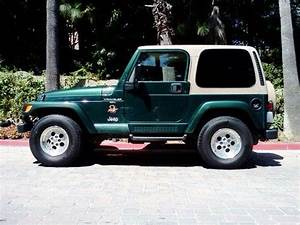 Purchase Used 1999 Jeep Wrangler Sahara Edition Tj