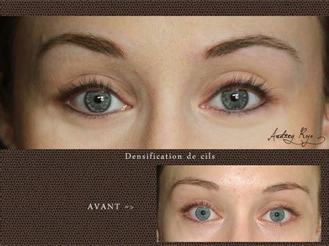 Maquillage Permanent Ras De Cils