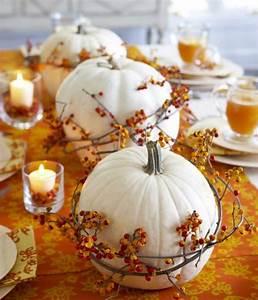 Herbst Tischdeko Natur : bastelideen herbst und originelle dekoideen f r eine heitere stimmung ~ Bigdaddyawards.com Haus und Dekorationen