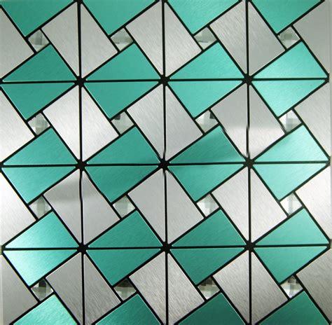 wholesale 11 sheets self adhesive backsplash tiles green