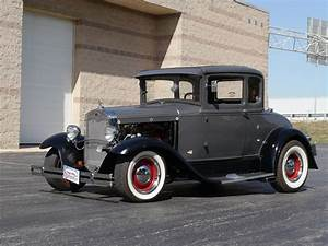 1931 Ford Model A 5 Window Coupe Street Rod For Sale