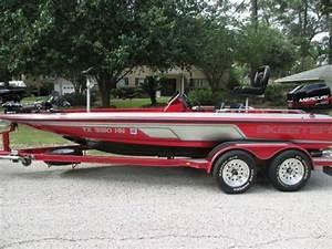 1996 Skeeter Bass Boat