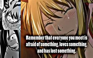 FT Quotes - Fairy Tail Photo (33538360) - Fanpop