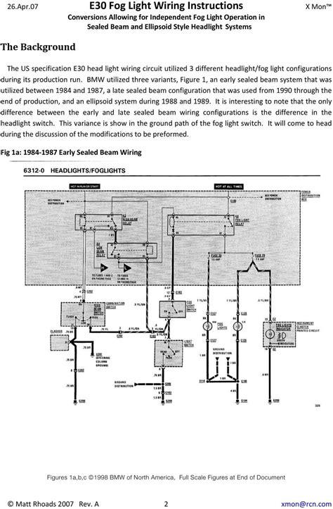 H4666 Wiring Diagram by Sealed Beam Light Wiring Wiring Diagrams