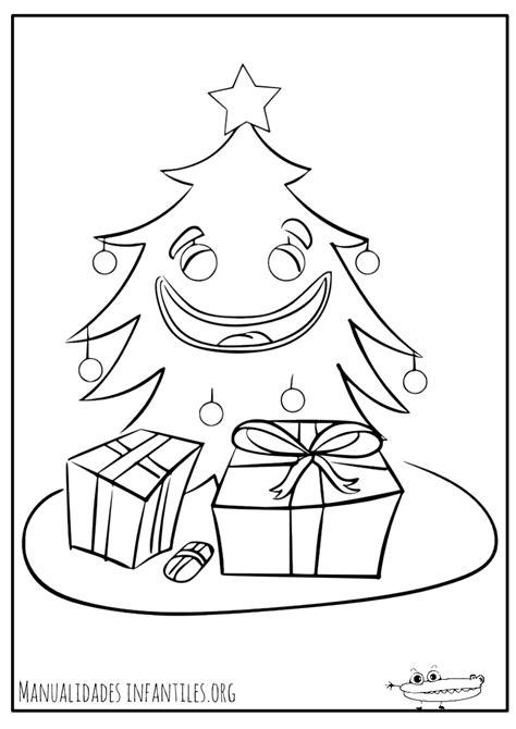 arbol de navidad  colorear actividades  ninos manualidades faciles  juegos creativos
