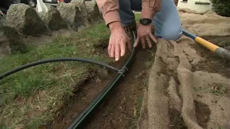 installing lawn what to know before installing a sprinkler system