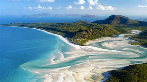 Elles Travel Bag Whitehaven Beach Australia