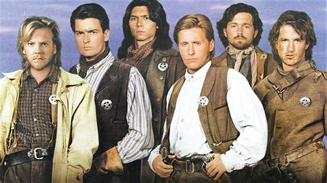 Recension: Young guns (1988) - Spel och Film