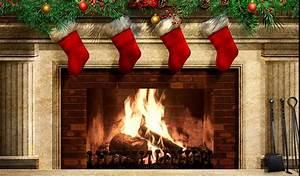 Animated Christmas Fireplace Screensavers – Merry ...