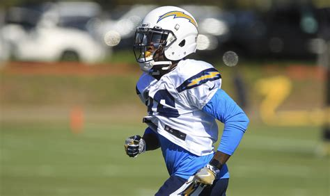 New Chargers Rb Hillman Looks At Home