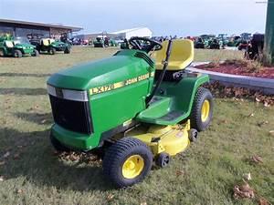 1992 John Deere Lx176 Lawn  U0026 Garden And Commercial Mowing