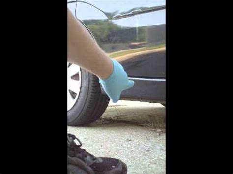 replace  fuel filter ford focus youtube