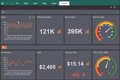 Dashboards Web Viewer Stimulsoft Dashboard