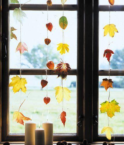 Herbstdeko Fenster Mit Kindern by 22 Besten Schule Fenster Bilder Auf Basteln