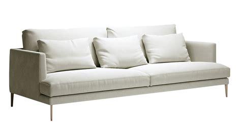 canapé bonaldo bonaldo canapé à 3 places paraiso 245 cm tissu e58 pieds