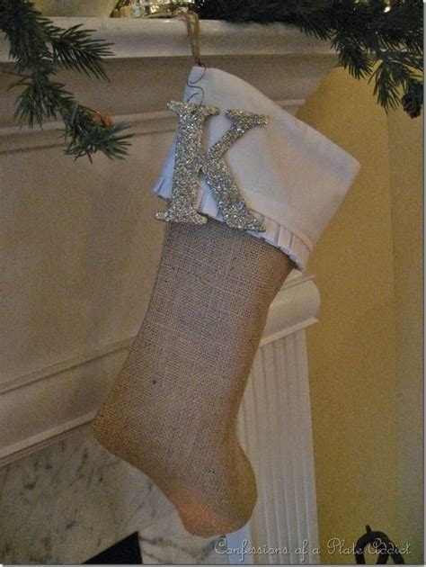 diy stockings thatll spread  cheer diy