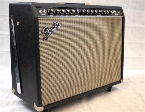 Fender Twin Reverb 94 Pro Tube Series 2 X 12 Guitar Combo