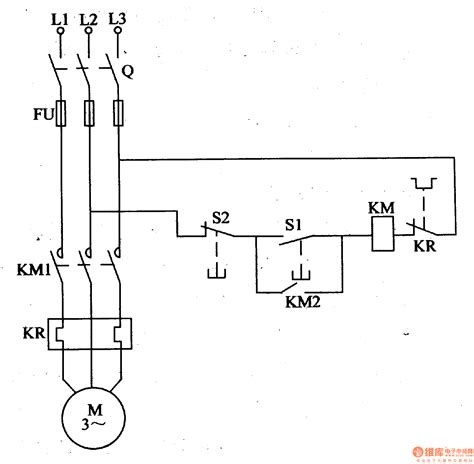 Starter Wiring Diagram Schematic by Electric Motor Schematic Electronic Circuit Diagram