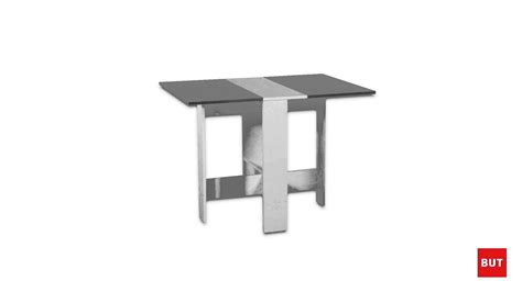 but table cuisine table de cuisine blanc béton leane but