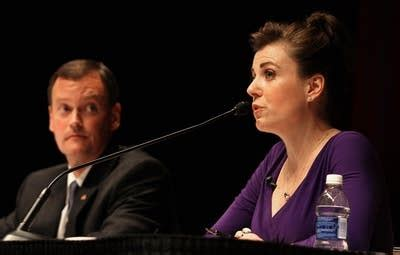 Mnsure is the health insurance marketplace for the u.s. Governor candidates spar over economy, MNsure   MPR News