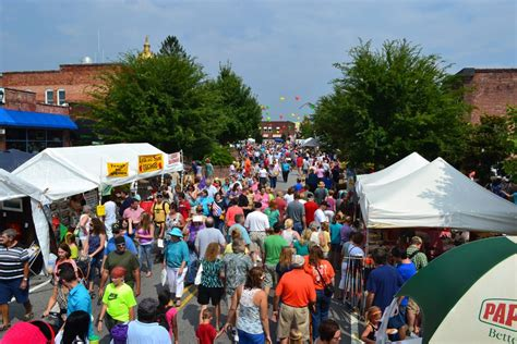 summer  arts festivals   blue ridge mountains