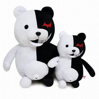 Bear Danganronpa Monokuma Plush Stuffed Doll Toy