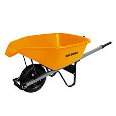 poly tub wheelbarrows garant