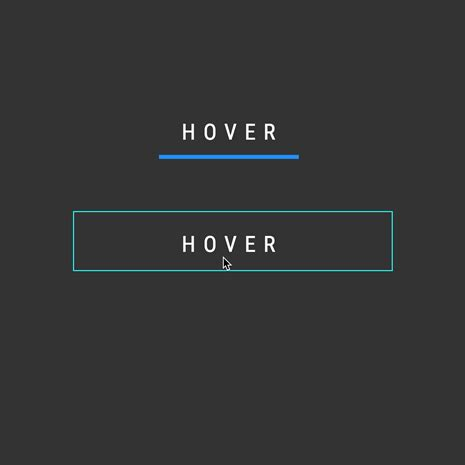 Ecmascript is a primary means of creating animations and interactive user interfaces within svg. CSS3 animation examples on Behance