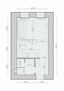 plans pour amenager et decorer un appartement de 30m2 With plan d appartement 3d 0 eyredeco decoration dinterieur