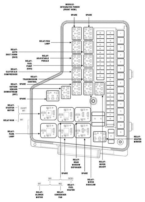 01 Ram Fuse Diagram by Ram Fuse Box Wiring Diagram
