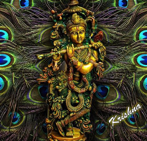 Lord Krishna Animated Wallpapers Mobile - 3d wallpaper krishna