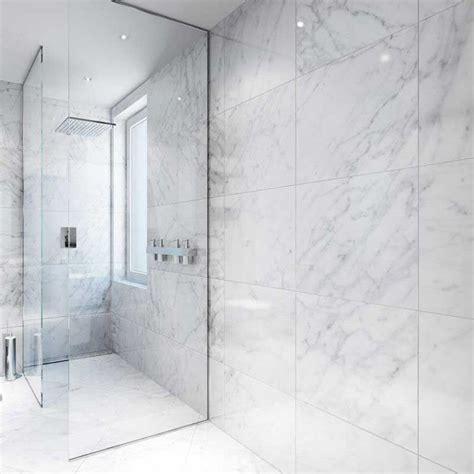 carrelage marbre blanc carrelage mur sol 60x120 cm porcelaine de marbre blanc