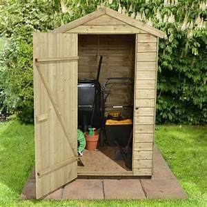 Cabane En Bois De Jardin : jardins et terrasses cabane de jardin en bois petit abri ~ Dailycaller-alerts.com Idées de Décoration