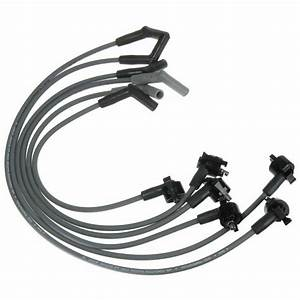 Ignition Spark Plug Wire Set For Ranger Taurus Sable Mazda