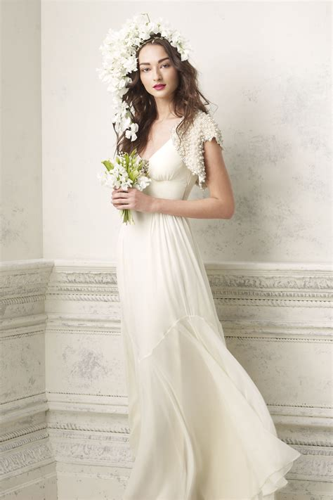Permalink to Simple But Elegant Wedding Dresses
