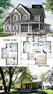 House, Plans, For, Small, Country, Homes, 2021