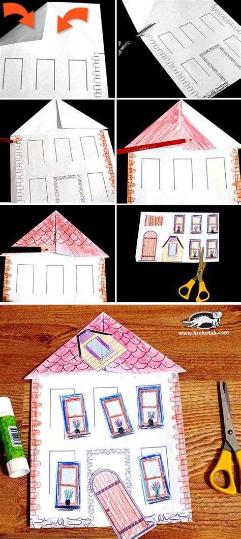 krokotak     paper house
