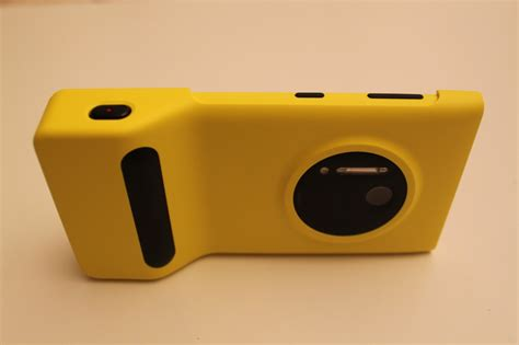 nokia lumia   camera grip il nostro video unboxing