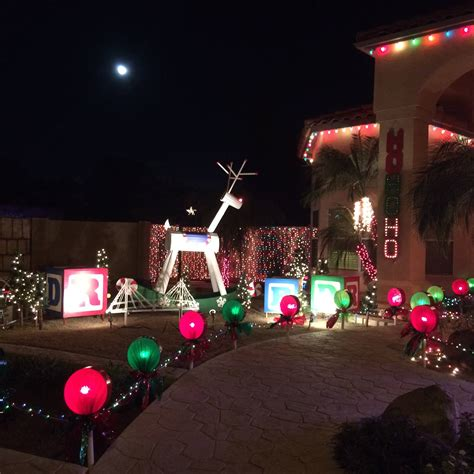cherry lane arizona christmas lights cherry lights mesa decoratingspecial