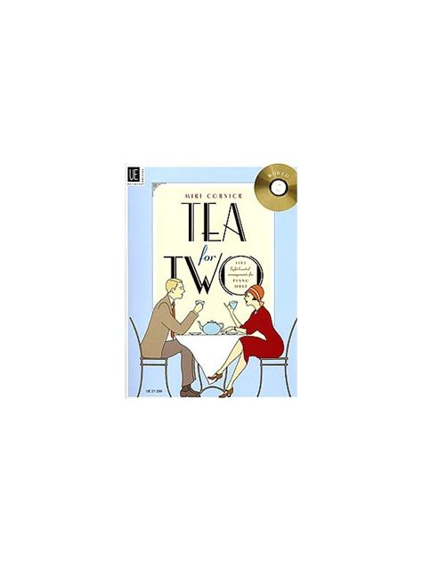 Garden Tea Room Anthem by Sheet Tea For Two 1 Piano 4