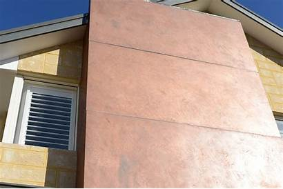 Copper Panels Textured Wall Metal