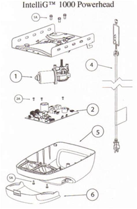 genie medallion garage door opener medallion compatible garage door opener parts intellig