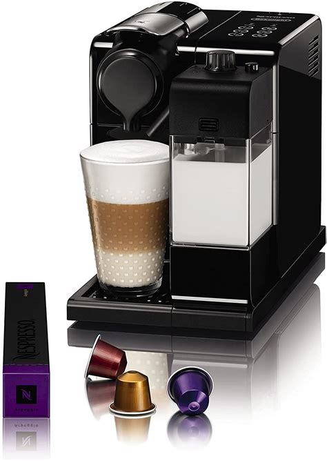 As many nespresso coffee machines (especially the larger ones) are somewhat bulky and weigh at least a few kilos, shipping from traditional retailers can be. Nespresso EN550.B Lattissima Touch Automatic Coffee Machine • The Party Cake • London