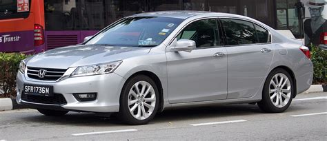 Honda Accord (ninth Generation)