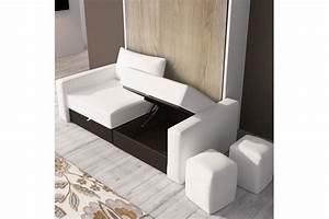Lit Escamotable Armoire : armoire lit escamotable vertical rabatable personnalisable ~ Premium-room.com Idées de Décoration