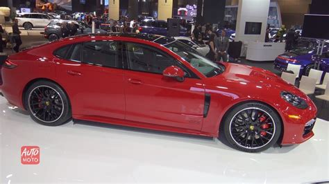New 2020 porsche panamera gts in pompano beach, fl. 2020 Porsche Panamera GTS - Exterior And Interior Walkaround - 2019 Toronto Auto Show - YouTube