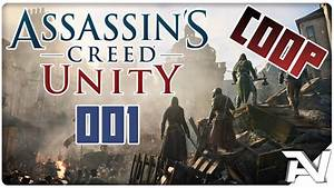 Let's Play Assassins Creed Unity COOP (German/HD+) #001 ...
