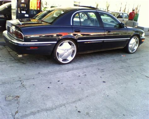 New Buick Park Ave by Another Bugz One 2002 Buick Park Avenue Post 2520130 By